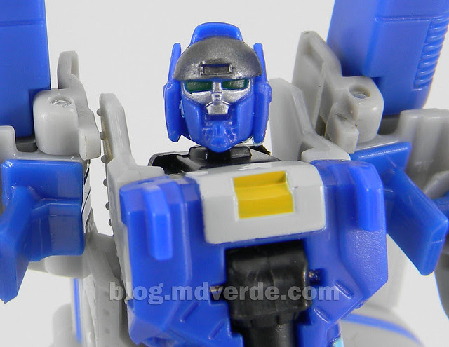 Transformers Searchlight Power Core Combiners - modo robot
