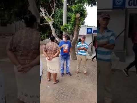 La crisis se tomó al puesto de salud de Guachaca por pésima atención médica