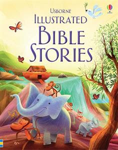 Picture of Illustrated Bible Stories