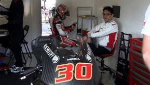 Test Jerez Moto2 Final Day