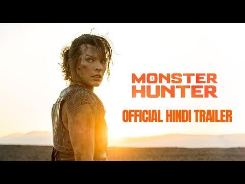 MONSTER HUNTER - Official Hindi Trailer   In Cinemas This December