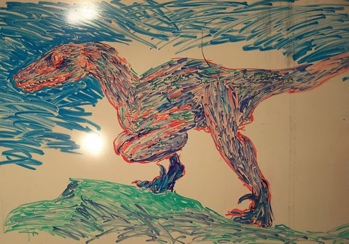 may 183 Velociraptor?
