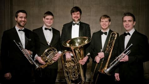 The London Brass Quintet   Brass Band for Hire   London