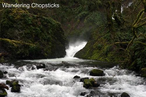 6 Bridal Veil Falls (Winter) - Columbia River Gorge - Oregon 6