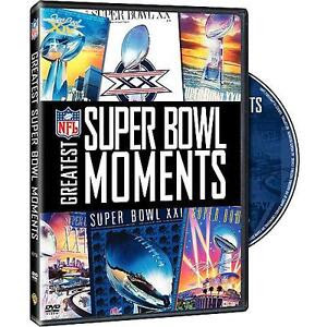 NFL FOOTBALL GREATEST SUPER BOWL MOMENTS DVD PACKERS COWBOYS STEELERS RAIDERS 12569687080  eBay