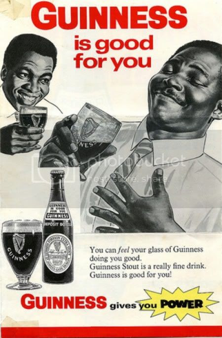 vintage guiness ad
