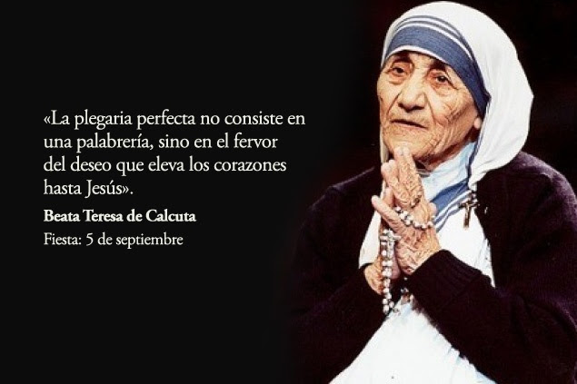 Canonizacion De Teresa De Calcuta Cartas Al Director