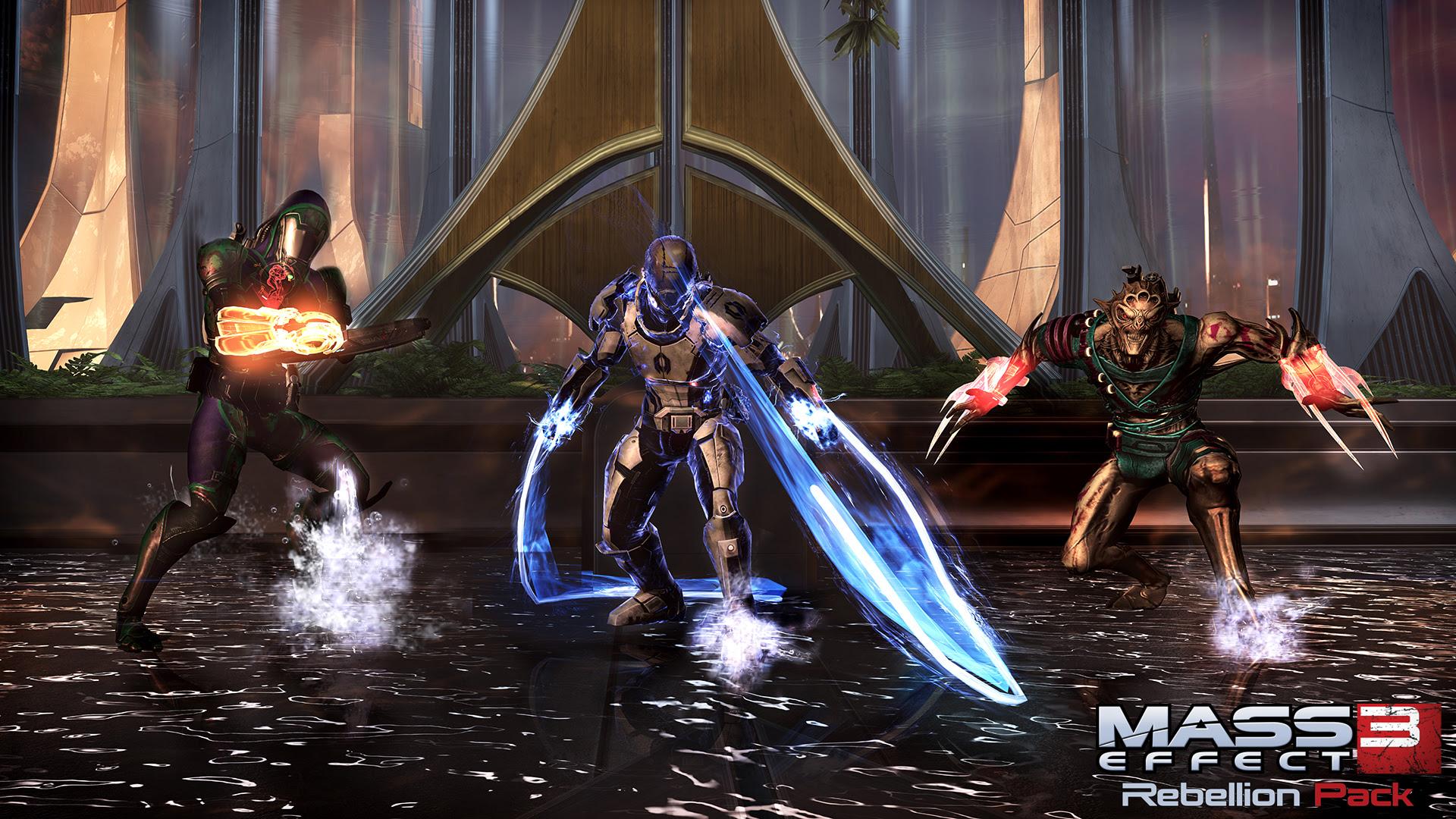 Mass Effect 3 Wallpaper 1920x1080 42889