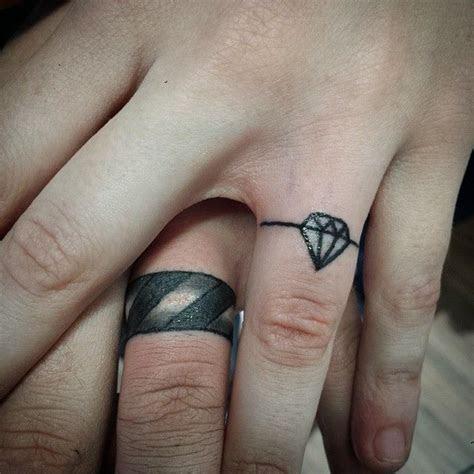 150 Best Wedding Ring Tattoos Designs (May 2019)   Part 2