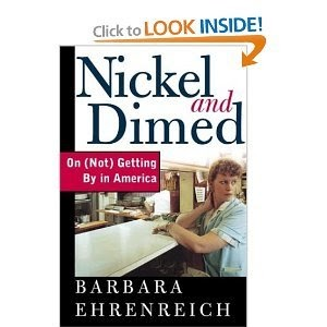 the world of minimum wage in the book nickel dimed on not getting by in america by barbara ehrenreic The invisible and unregulated world of domestic work  and author of nickel and dimed: on (not) getting by  minimum wage laws,.