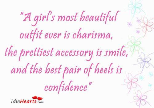 Confidence Is Beautiful Exercise Quote Quotespicturescom
