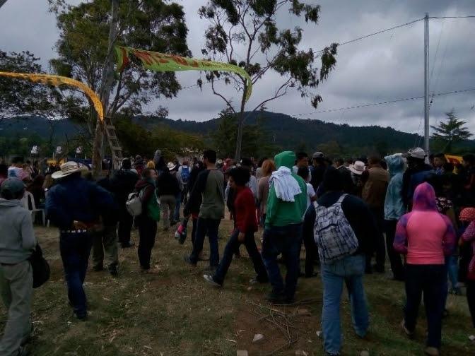 25 aniversario del COPINH: comunidades lencas no retroceden en la defensa de sus territorios