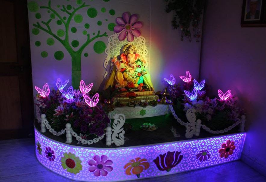 Ganpati Decoration I