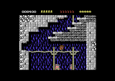 Rick Dangerous Commodore 64 (4)