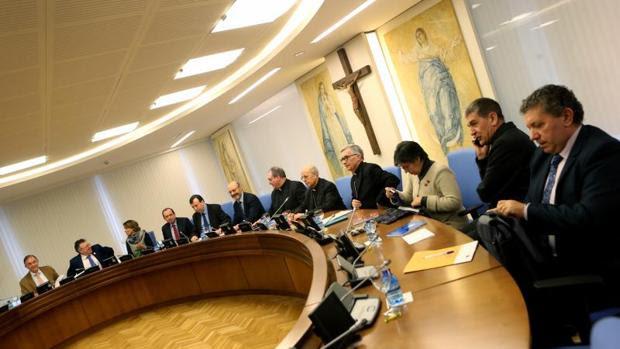 El cardenal Ricardo Blázquez preside este jueves la reunión de «la mesa eclesial de la unidad» ante el Pacto Educativo