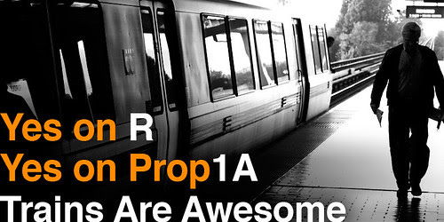 Vote Yes on R & Prop 1A