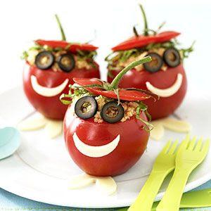 Recetas de tomate