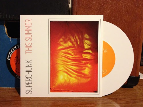 Superchunk - This Summer - White Vinyl (/1300) by Tim PopKid