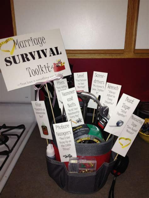 Creative Wedding Shower Gifts