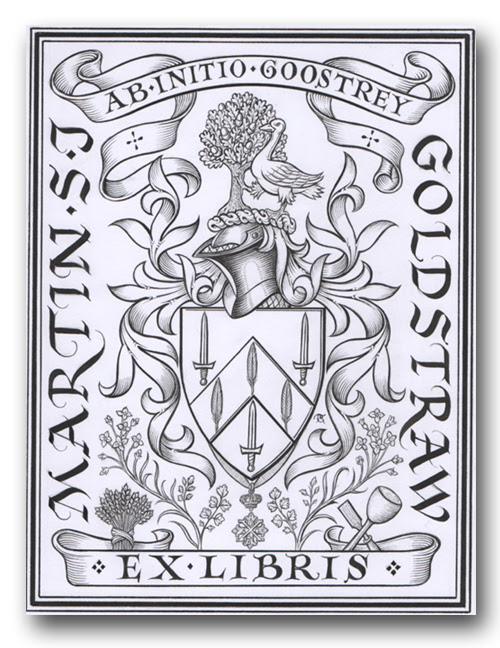 A Goldstraw Bookplate