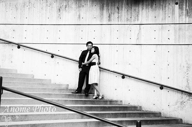 Ralph and Trang - Engaged