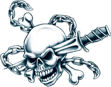 Chain Tattoos Ex Temporary Tattoos Clip Art Library
