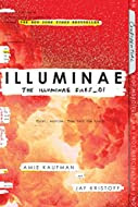 Book Cover: Illuminae by Amie Kaufman and Jay Kristoff