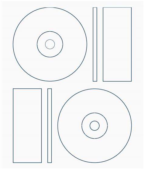 memorex cd label template   template