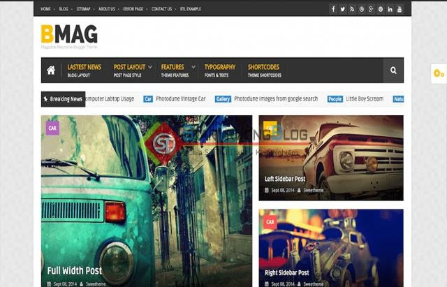 Template Bmag 2.0.3 Fix lỗi phân trang