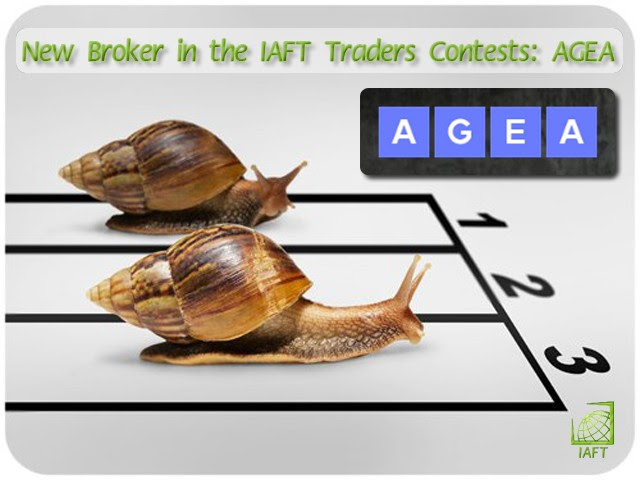New Broker in the IAFT Traders Contests: AGEA