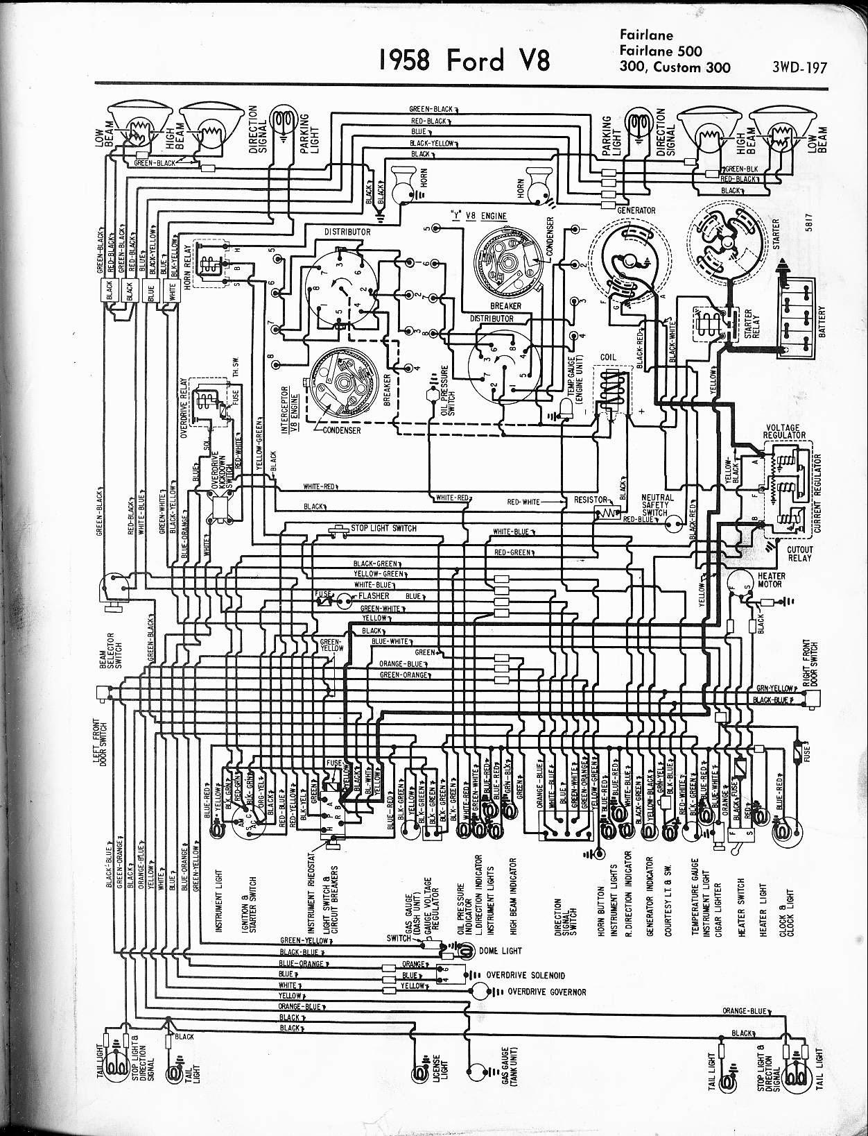 Ford Fairlane Wiring Harnes - Wiring DiagramWiring Diagram