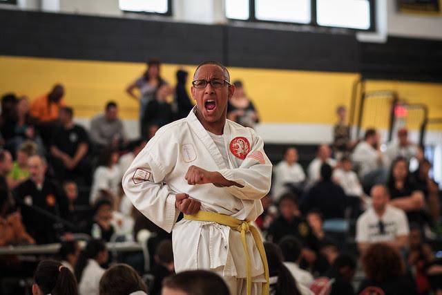 Karate,氣勢哥|New Jersey