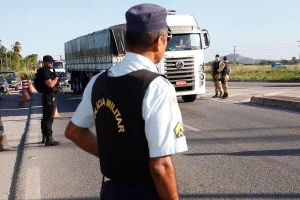 Roubos de cargas no Ceará reduzem 83% no mês de agosto