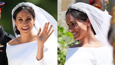Meghan Markle Spent £10,000 For Her Wedding Hair And