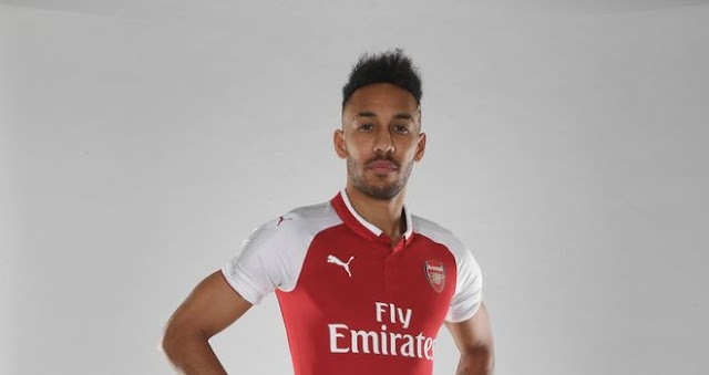 Arsenal Sign Pierre-Emerick Aubameyang From Borussia Dortmund