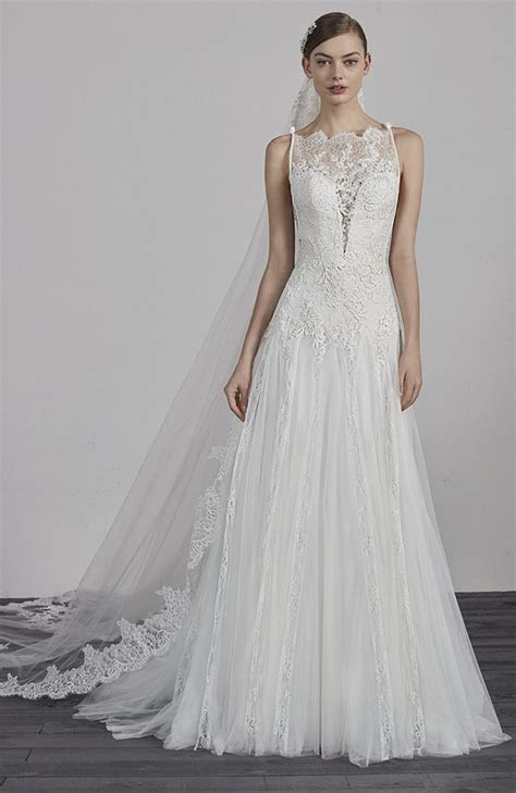 Pronovias Wedding Dresses   Spanish Style Designer Gowns Essex