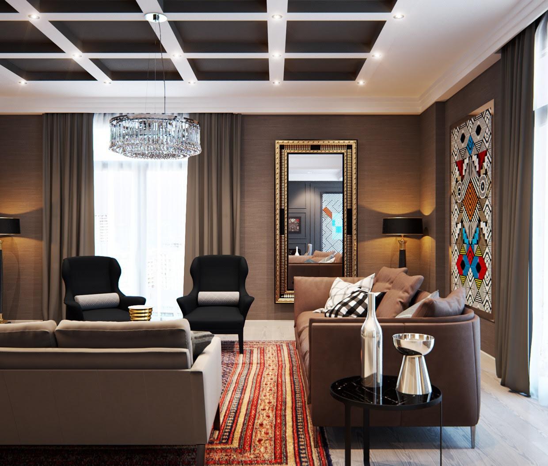 Elegant Living Room Design Interior Design Ideas