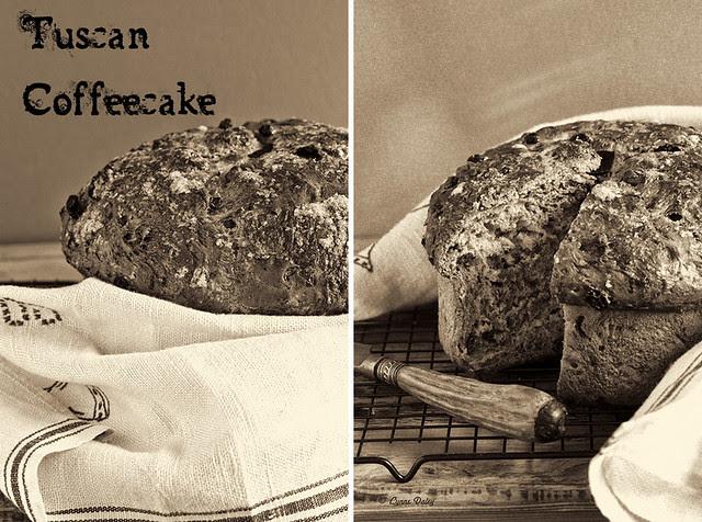 Tuscan Coffeecake Dip