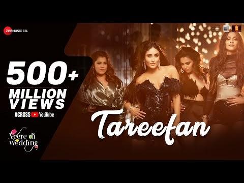 Lyrics for Tareefan by Badshah