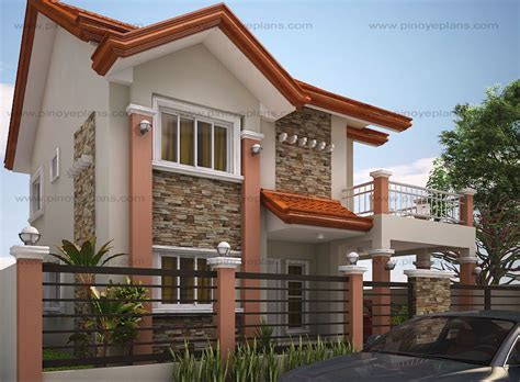 mhd  pinoy eplans modern house designs small