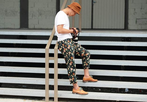 Tommy Ton's Street Style: Paris: Style: GQ