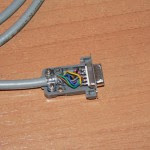 Cable null-modem Serial Amiga (8)