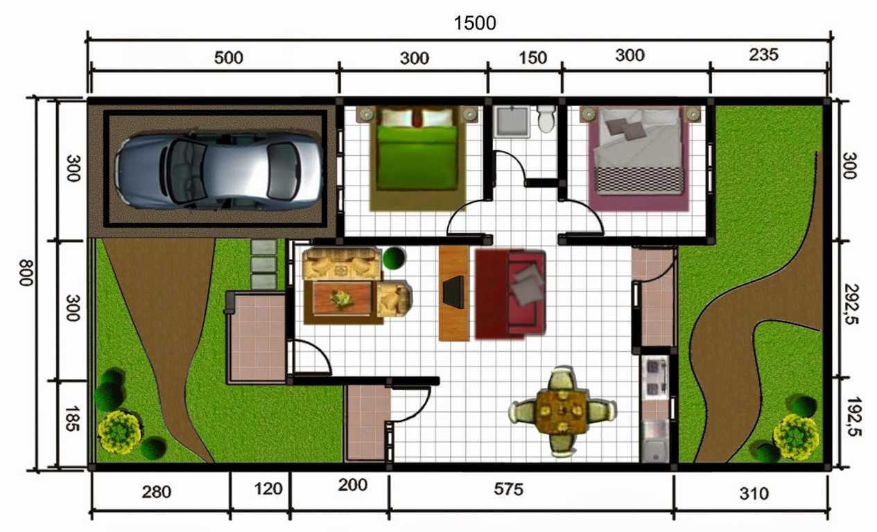 Tips Penting Dalam Membuat Denah Rumah Minimalis Dinerbacklot