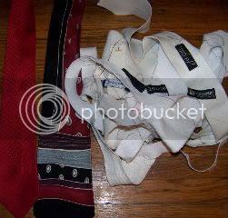 Recycle tie blog
