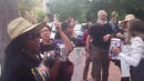 Brett Kavanaugh Protesters Bring Beer, Chant 'Chug' Outside Mitch McConnell's House