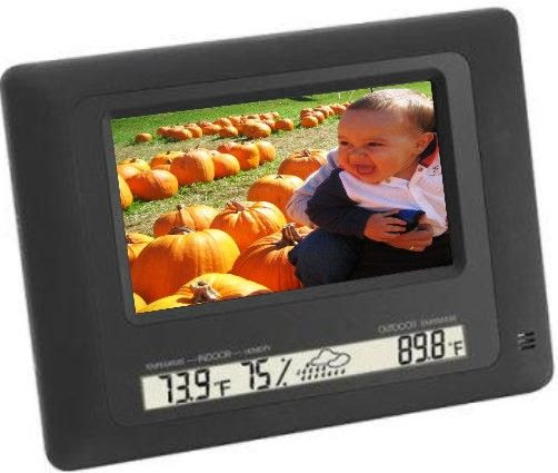 Polaroid Xsa 00770s Remanufactured Digital Picture Frame 7 Inch