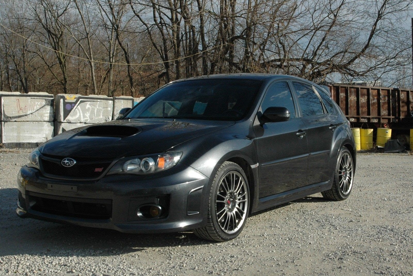 Subaru Wrx Sti Hatchback Supercars Gallery
