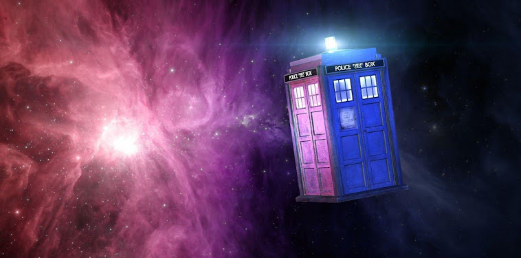 Doctor Who Tardis Wallpaper