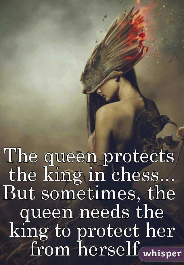 Chess King And Queen Quotes