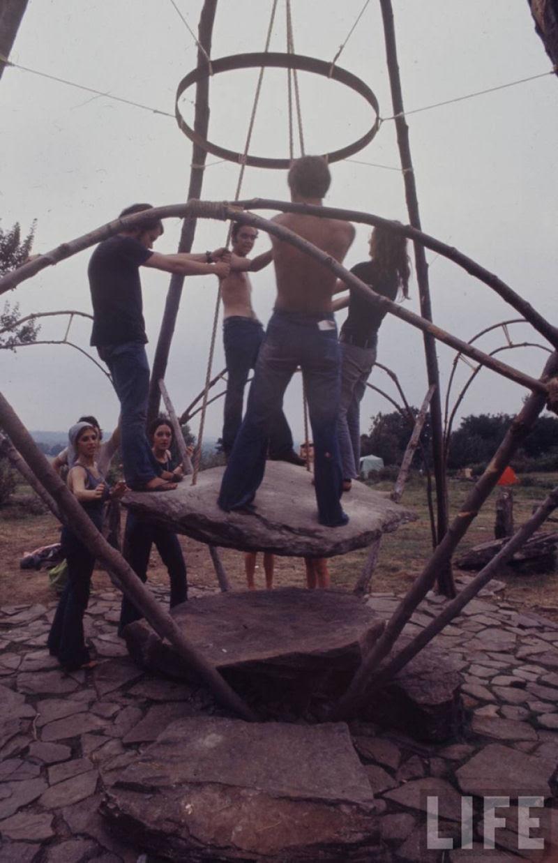 O festival de Woodstock em números e imagens 55